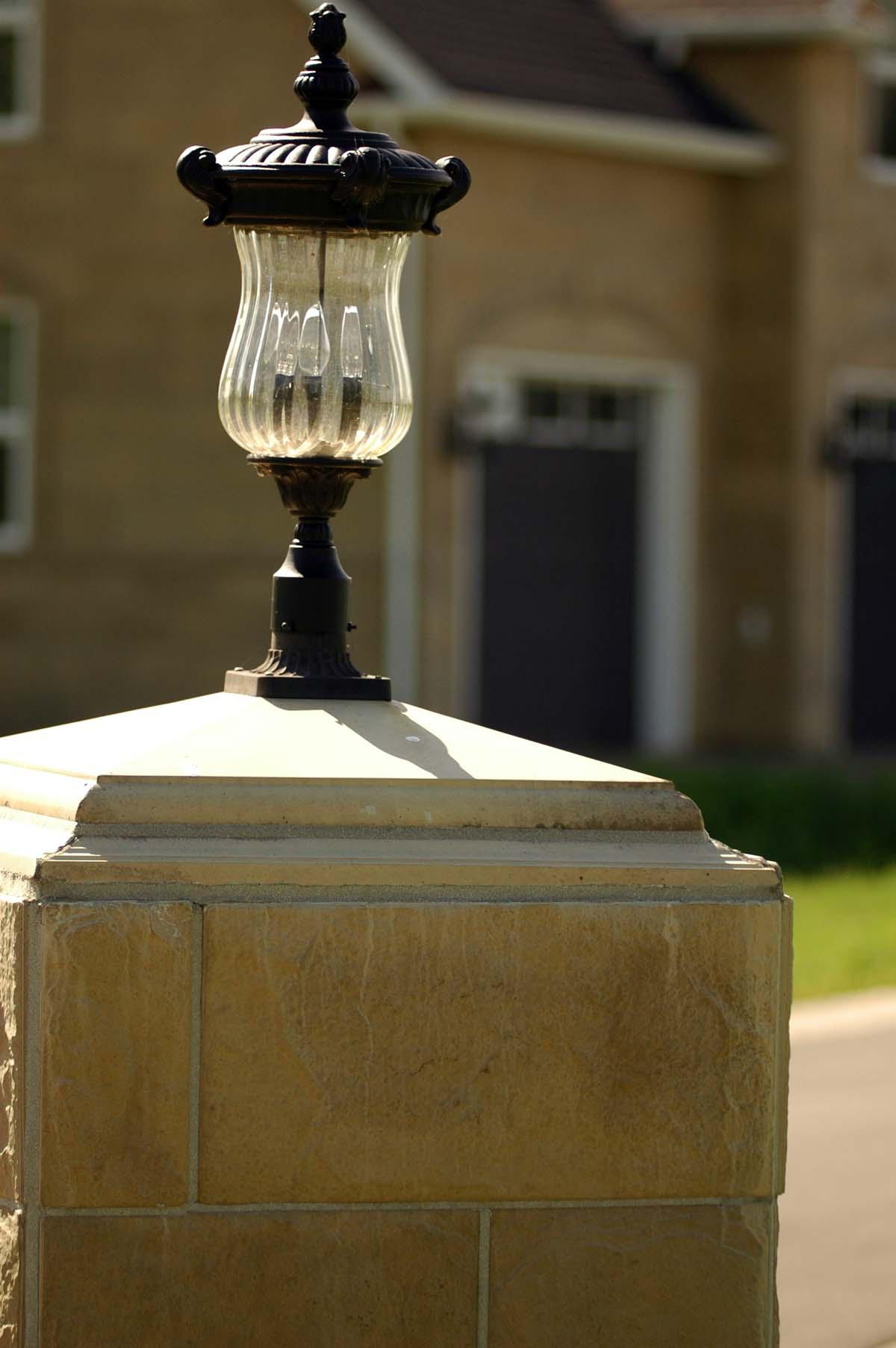Grande Prairie Home Exteriors Concrete Stone Amp Tile